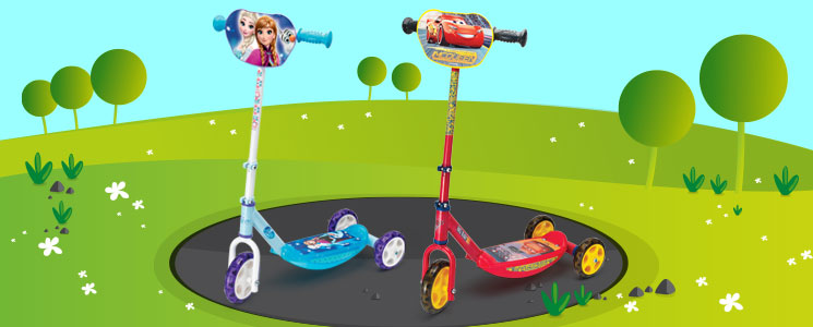 smoby en wheels toys scooters