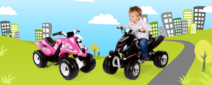smoby en wheels toys quads