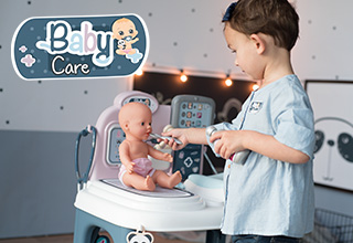 smoby fr baby care