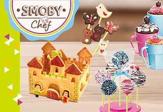 smoby en smoby chef