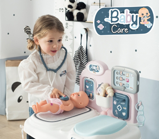 smoby sp baby care