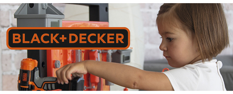 smoby sp black & decker