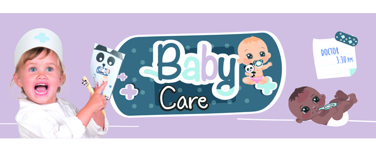 smoby baby care